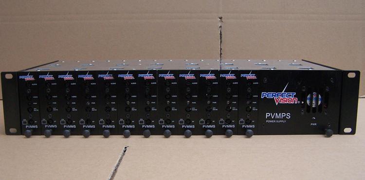 邻频调制器_专业级12路邻频调制器,模组式调制器升级版上市