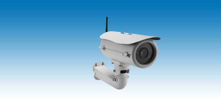 云监控摄像机不同于一般的网络摄像机