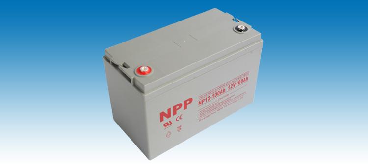 NP12-100AH蓄电池