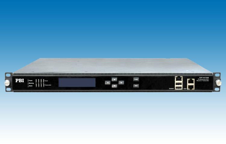 双路 AVS+/ 直播星接收转码一体机