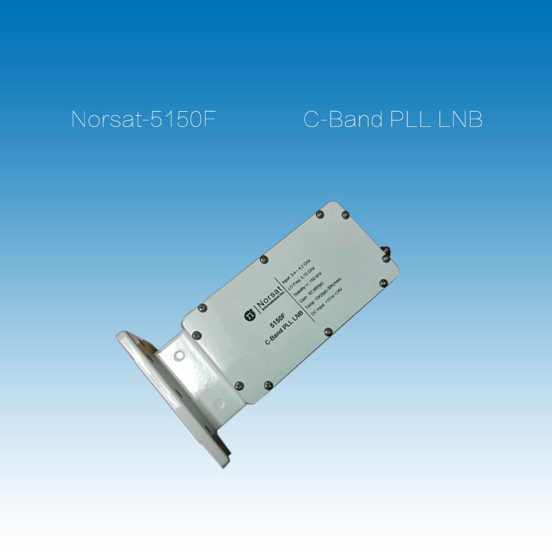norsat-5150f c-band pll lnb,诺赛特c波段高频头